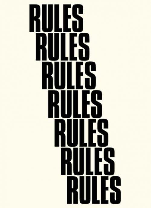 룰즈 / Rules